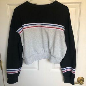 Oversized Zaful sweatshirt